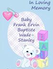 Baby Frank Ervin Baptiste Wade-stanley