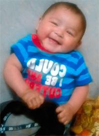 Baby Thomas WAHSATNOW