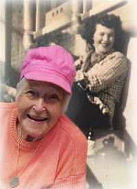 Marjorie OSZUST  (nee ELOCK)